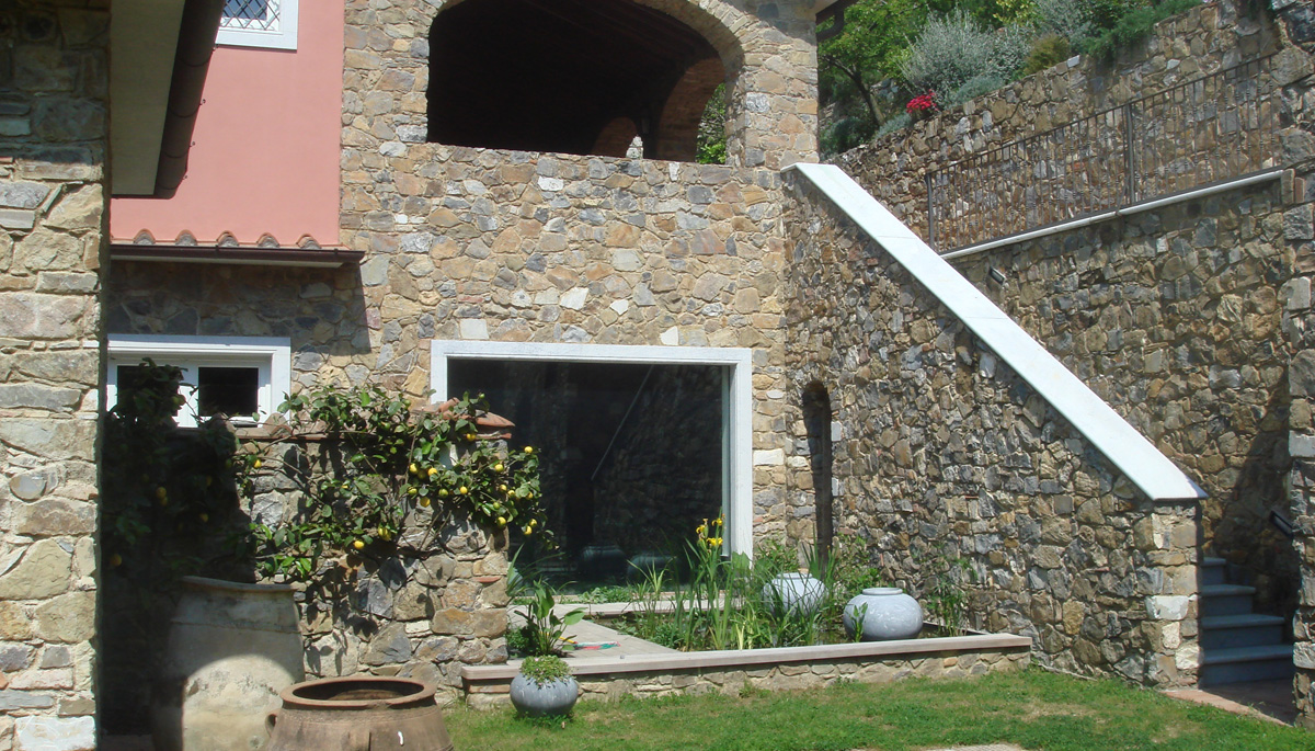 casa privata – Carrara