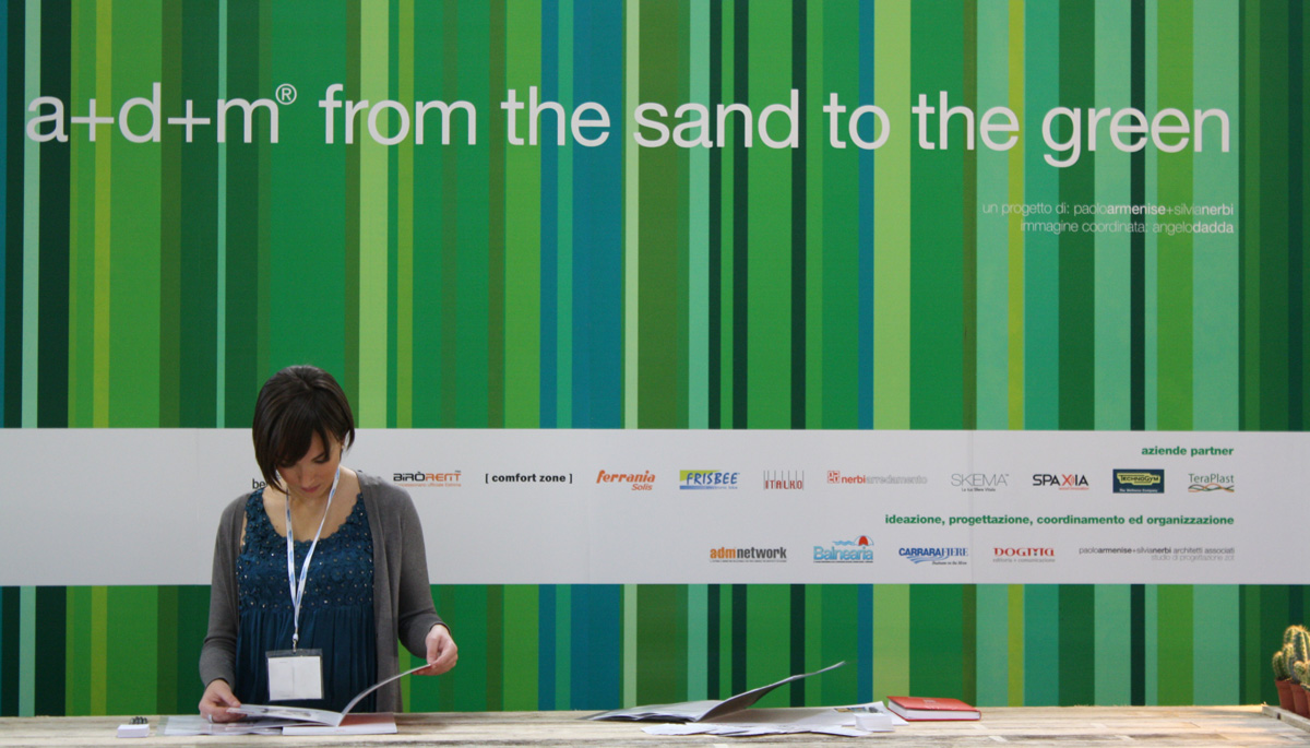 adm – from the sand to the green 2011