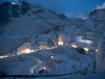 welcome angels – Carrara 2009