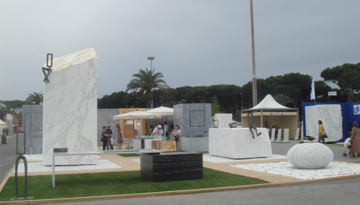 franchi umberto marmi – Carrara marmotec 2008