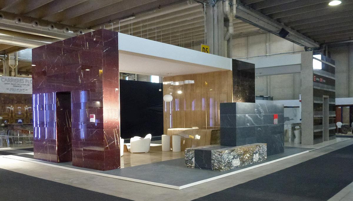 Italmarble Pocai & Landi Group – Verona Marmomacc 2014