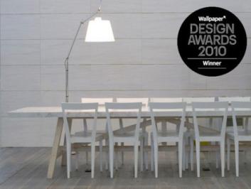 Wallpaper design award 2010 <br> L&#8217;Abbate